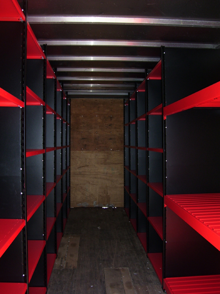 Connex Gallery Equipto Industrial Storage Solutions