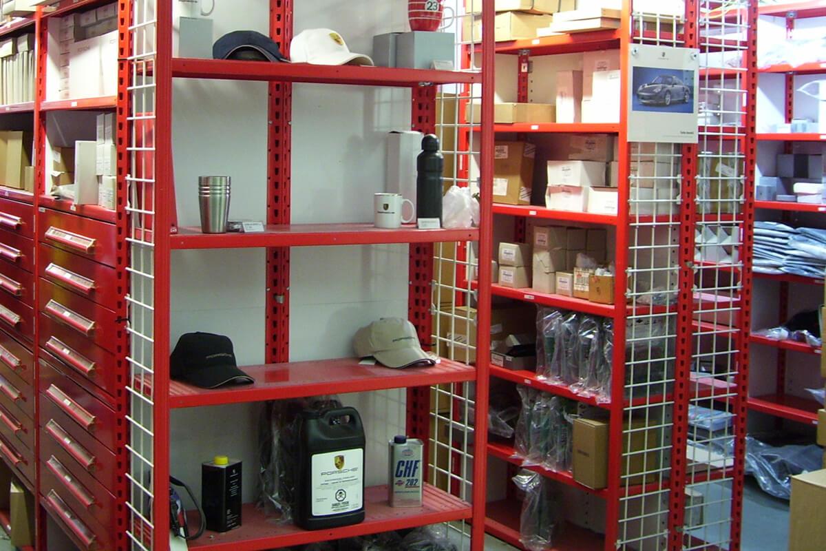 retail engineered storage - Industrial Storage Racks