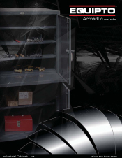 Company Literature Equipto Industrial Storage