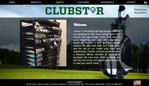 Clubstor website