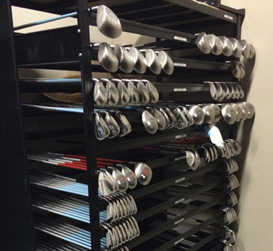 Incroyable Golf Storage