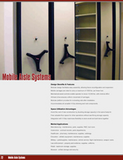 Mobile aisle systems