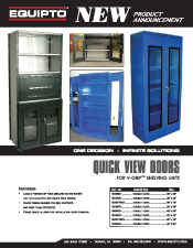 Quickview Cabinet